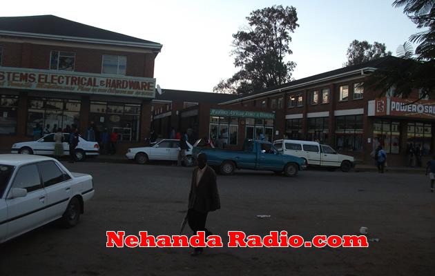 Kadoma Town Centre
