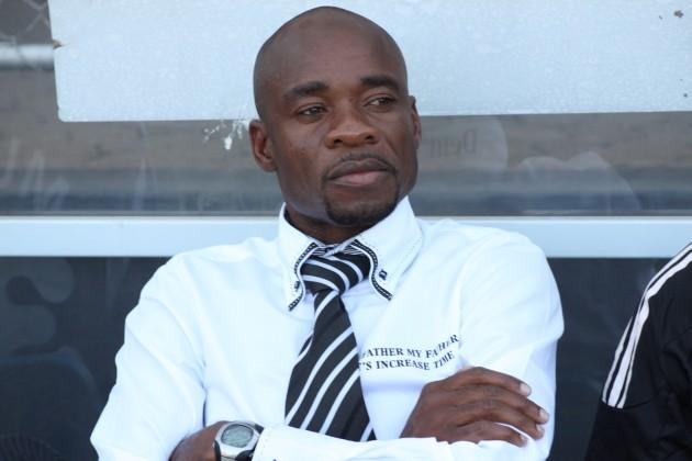 HIGHLANDERS FC coach Kelvin Kaindu