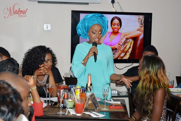 Makosi Book Launch in Pictures