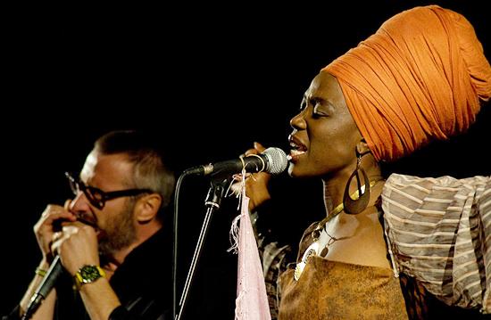 Zimbabwe Jazz sensation Duduzile 'Dudu' Manhenga