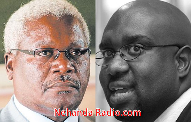 Who has more dirty over the other: Ignatius Chombo vs Ozias Bvute