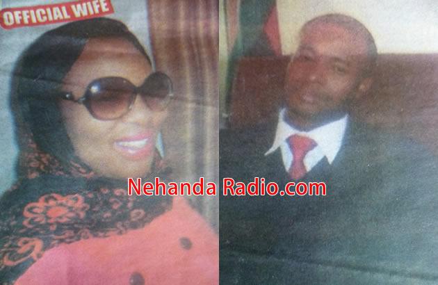 Forward Mhlanga and Eveline Mhlanga