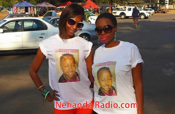 All for a Good Cause: Makosi and Tino Katsande