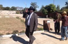 Uzumba MP Simbaneuta Mudarikwa