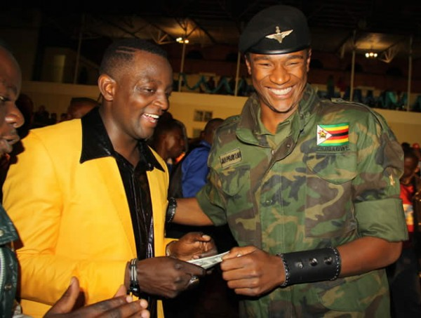 Suluman Chimbetu with Jah Prayzah