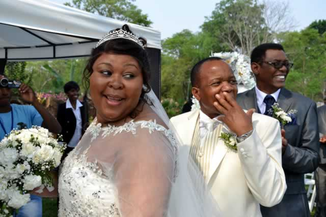 The lavish wedding of Timothy Matangi and Patience Kadada that took place a week ago in Glen Lorne has got many people shell shocked