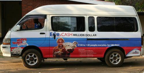 Mobile money agents resist EcoCash directive