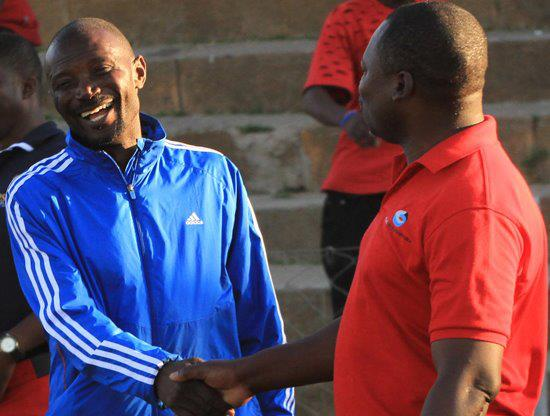 Dynamos Legends: Callisto Pasuwa and Moses Chunga
