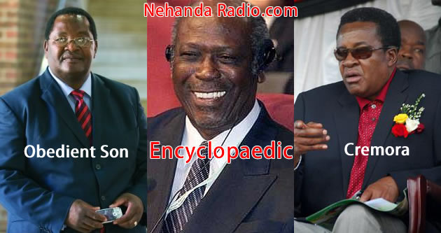 Bootlicking Trio: Obert Mpofu, Stan Mudenge and Webster Shamu