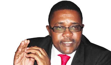 Tourism Minister Walter Mzembi