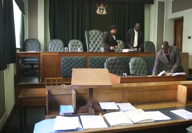 Court in Zimbabwe
