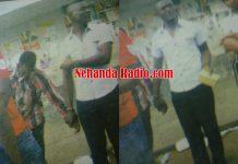 Allan Chimbetu arrested over phone deal