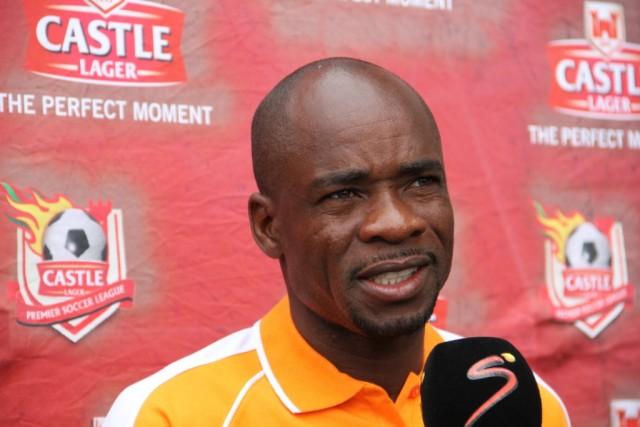 Bosso coach Kelvin Kaindu