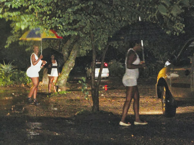 Blind prostitute a hit at Ngundu Business Centre (file pic)