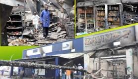 Zanu PF election agents bombed Highfield office?