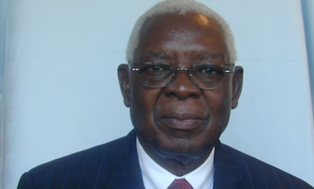 Former Midlands Governor Dr Cephas Msipa