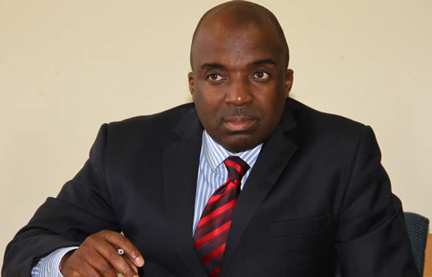 Health and Child Care Deputy Minister Paul Chimedza