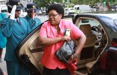 Mujuru blasts media over graft reports
