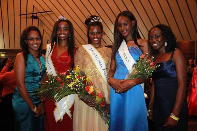 Nyasha Mutsauri Miss Global Zimbabwe 2013