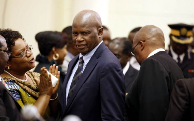Chinamasa presents $4.4 billion budget
