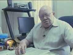 The late Professor John Makumbe