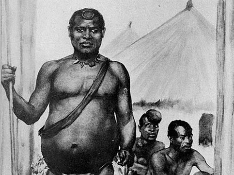 king lobengula of ndebele