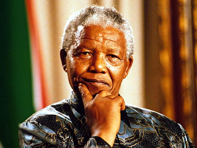 Mandela 's iconic stature earned, not demanded