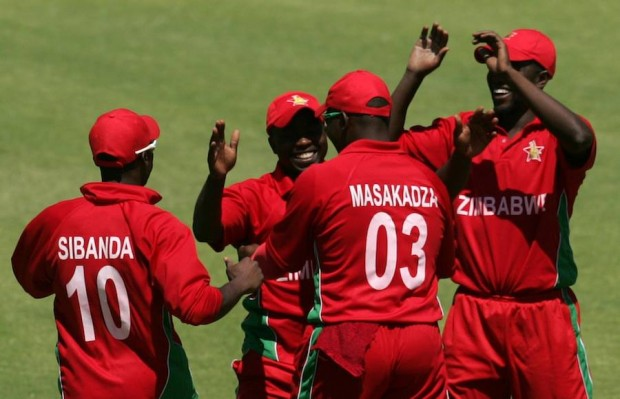 Cricketers on strike over unpaid salaries