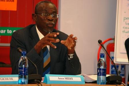ZANU PF Harare provincial chairman Amos Midzi