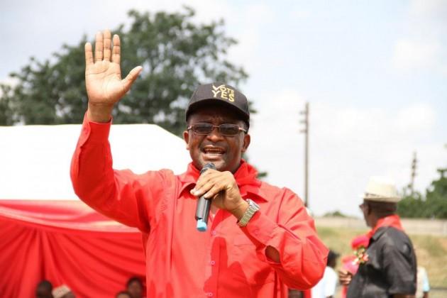Douglas Mwonzora: MDC-T National Spokesman