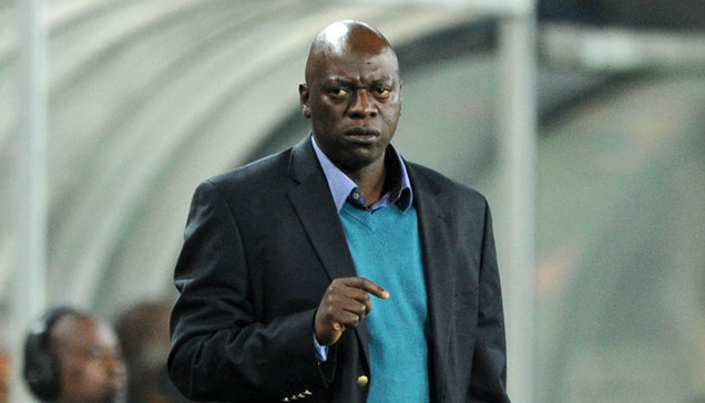 Zimbabwe Warriors coach Ian Gorowa