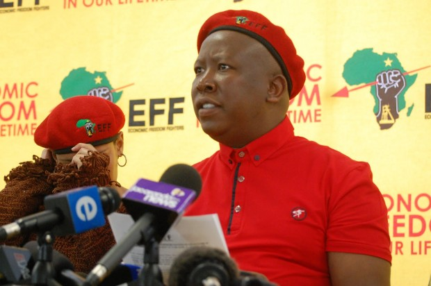 We'll take Mugabe cash: Malema