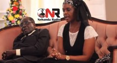 An ailing President Robert Mugabe has been filmed at State House during his late sister Bridget Mugabe's memorial