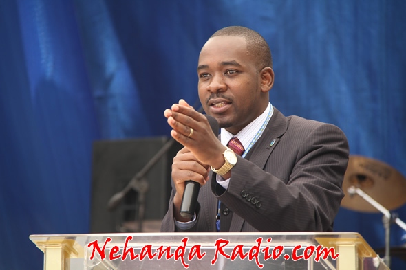 Nelson Chamisa, MP: Alternative Minister of Communications and Media Services