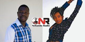 Prophet Walter Magaya and Beverly Sibanda