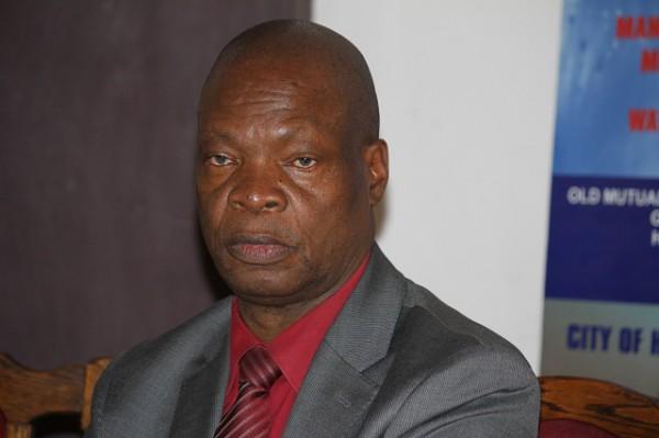 Harare Town Clerk Tendai Mahachi still has a huge salary