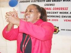 ZEWU official Angeline Chitambo
