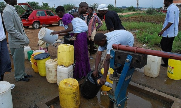 Water crisis hits Kuwadzana Extension