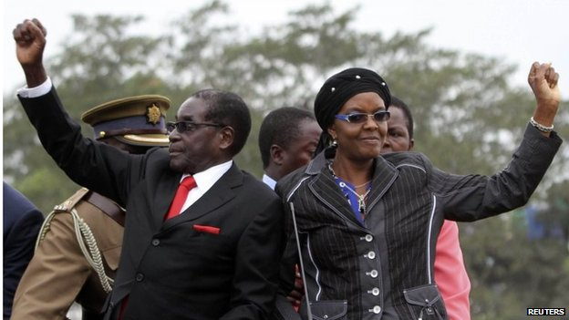 Mugabe celebrates 90th birthday