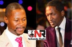 Prophets Emmanuel Makandiwa and Uebert Angel