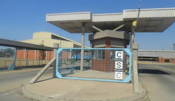 The Cold Storage Commission in Bulawayo