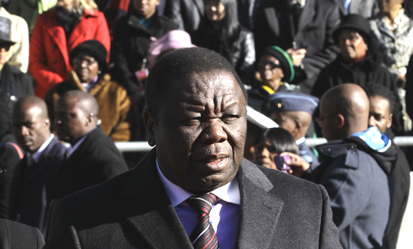 Tsvangirai Easter and Independence Day message