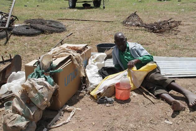 Tokwe-Mukosi flood victims