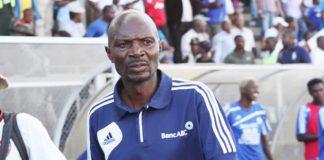 Dynamos coach Callisto Pasuwa