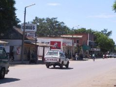 Gwanda High Street