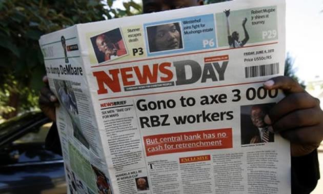 NewsDay (Zimbabwean newspaper) - WikiVisually
