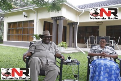 Exclusive Pictures: Inside Minister Obert Mpofu's rural mansion