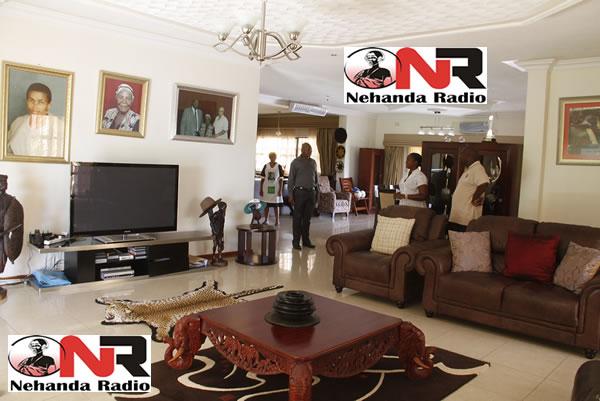 Living Large: Obert Mpofu and his Nyamandlovu Mansion