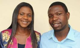 Prophet Walter Magaya and his wife