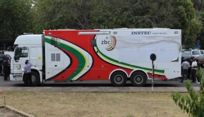 Muchechetere arrested over ZBC broadcast van